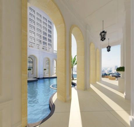 珠海扬名广场9-13层外观--