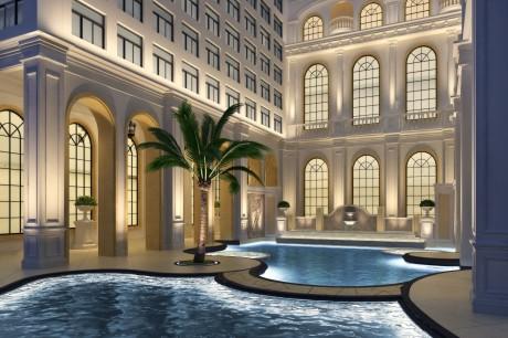 珠海扬名广场9-13层外观----