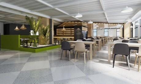 员工餐厅2