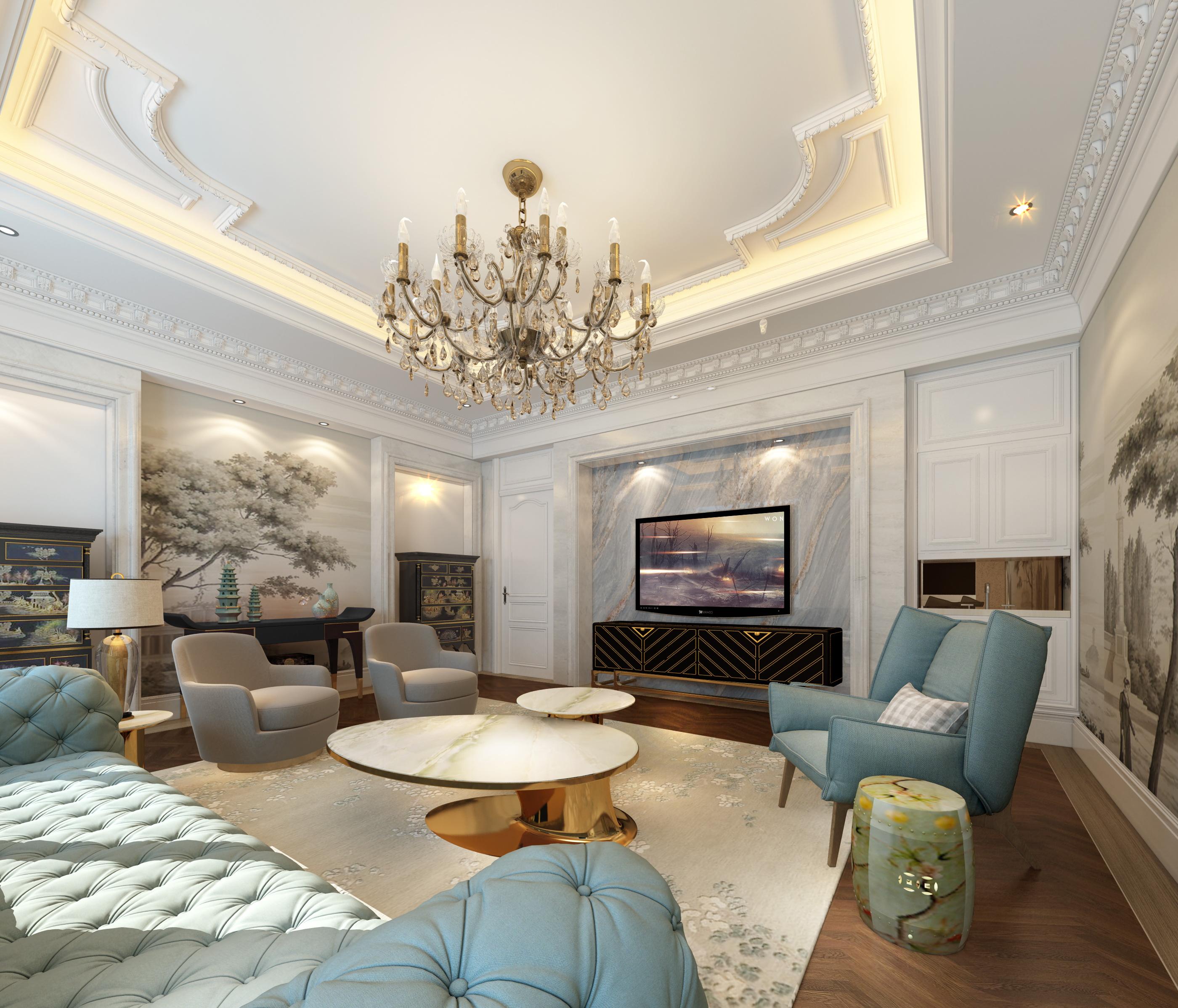 012一层家庭厅